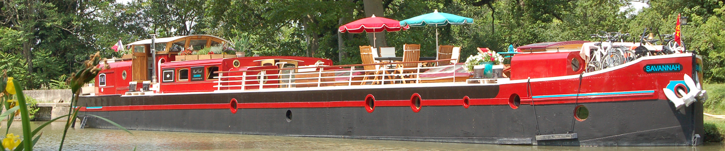 Savannah Barge